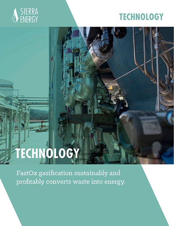 Sierra Energy FastOx Brochure